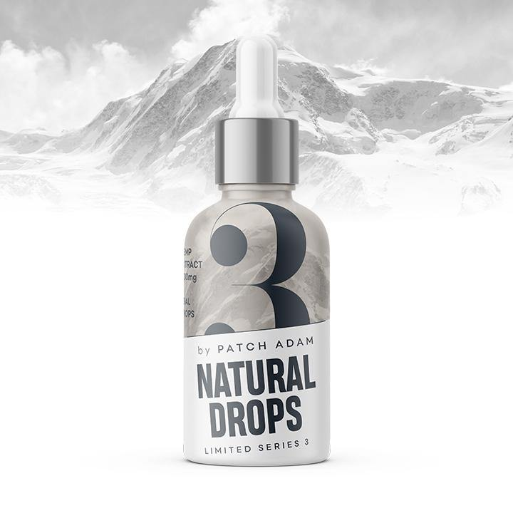 CBD Oral Drops