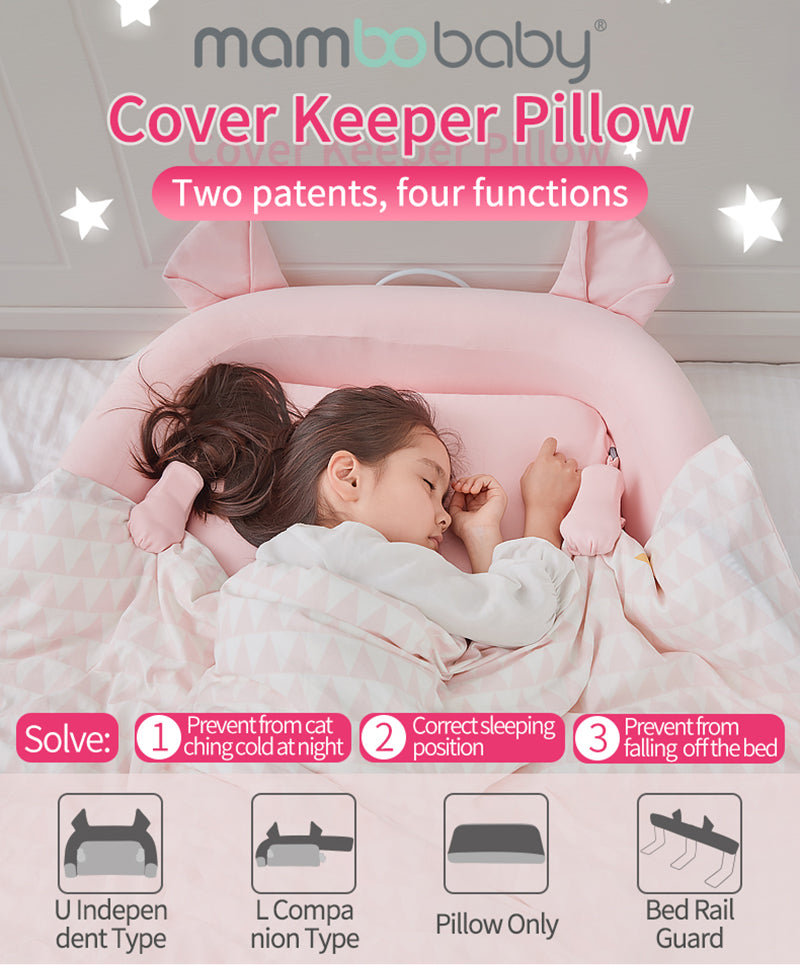 Cover keeper pillow Mambobaby Anti kick