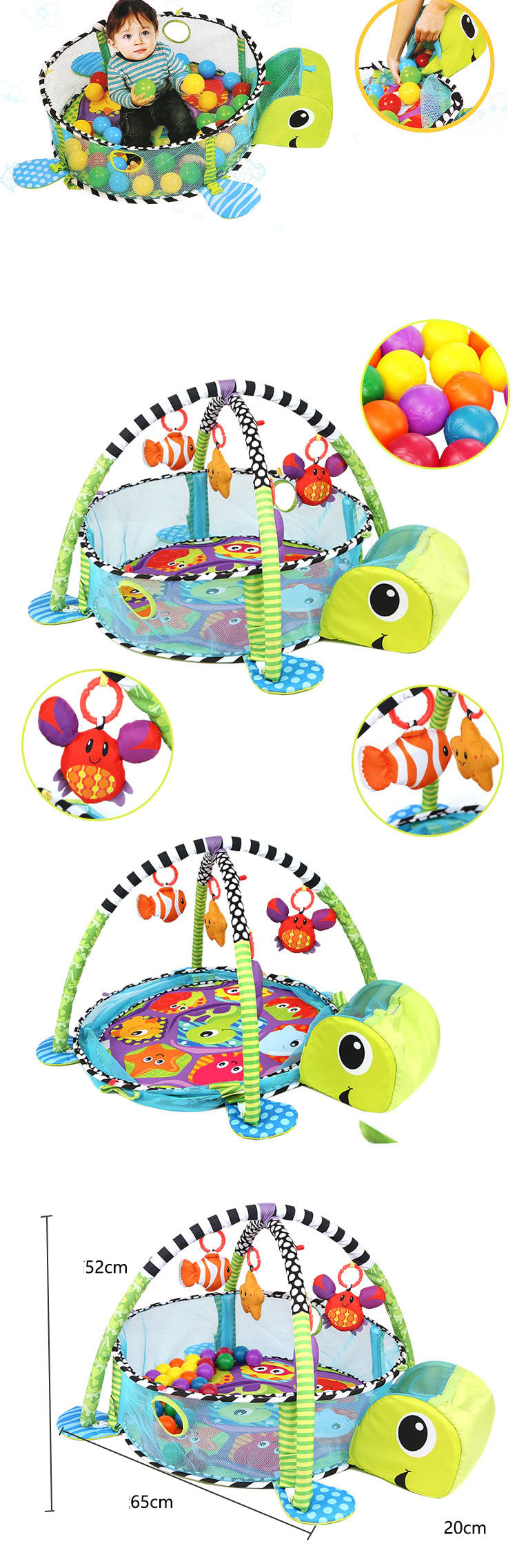 baby play mat heccei