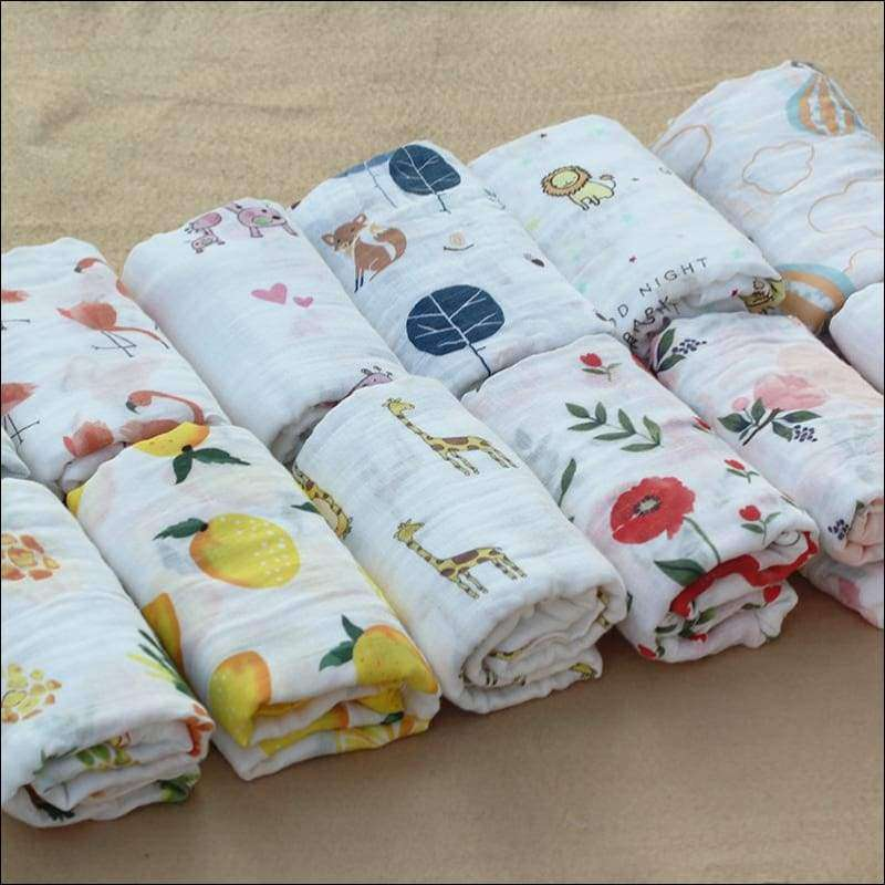 100% cotton swaddle | Heccei