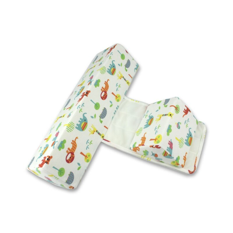 Newborn Infant Baby Side Sleeping Pillow | Heccei