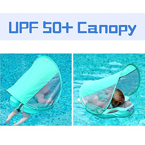 Mambobaby Float Canopy ONLY - Green | Heccei