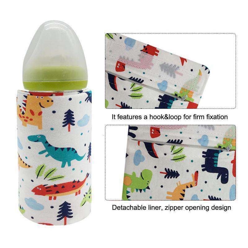 1PC USB Baby Bottle Warmer | Heccei