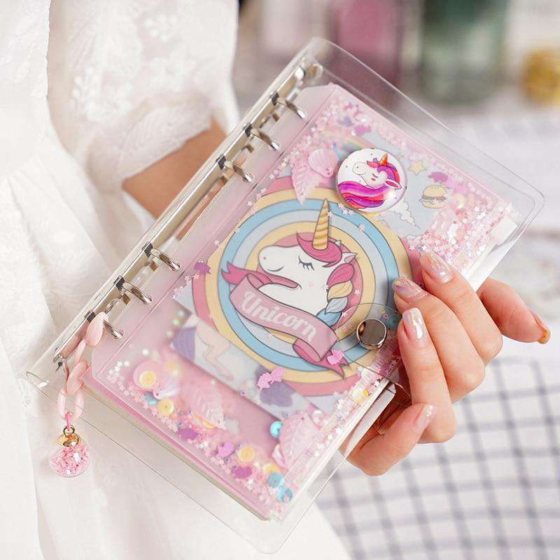 Unicorn Planner Book | Heccei