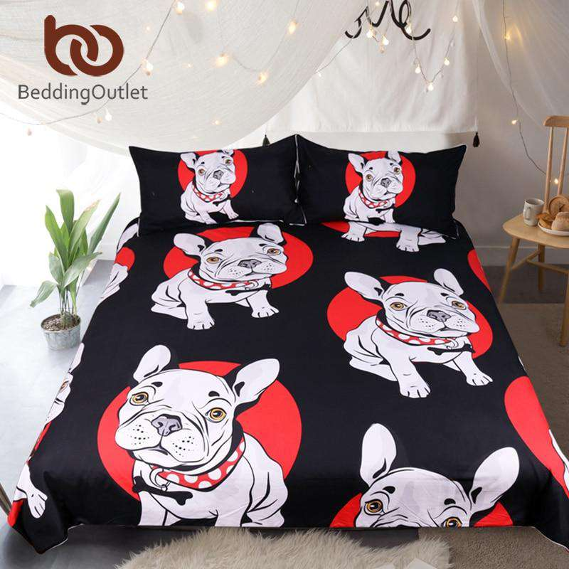 Bulldog Bedding