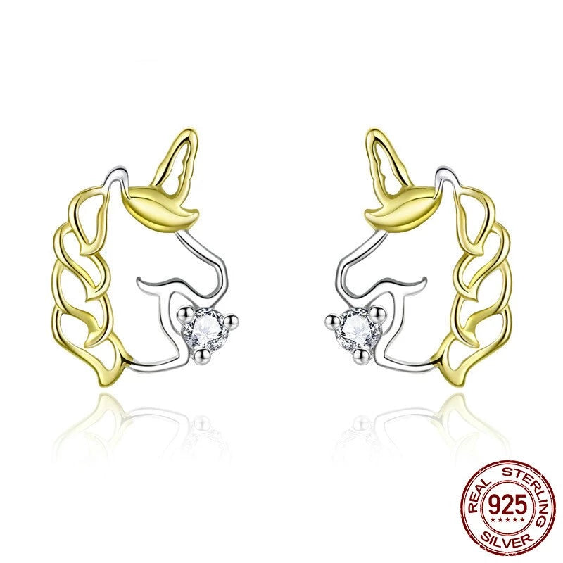 Unicorn Earrings | Heccei