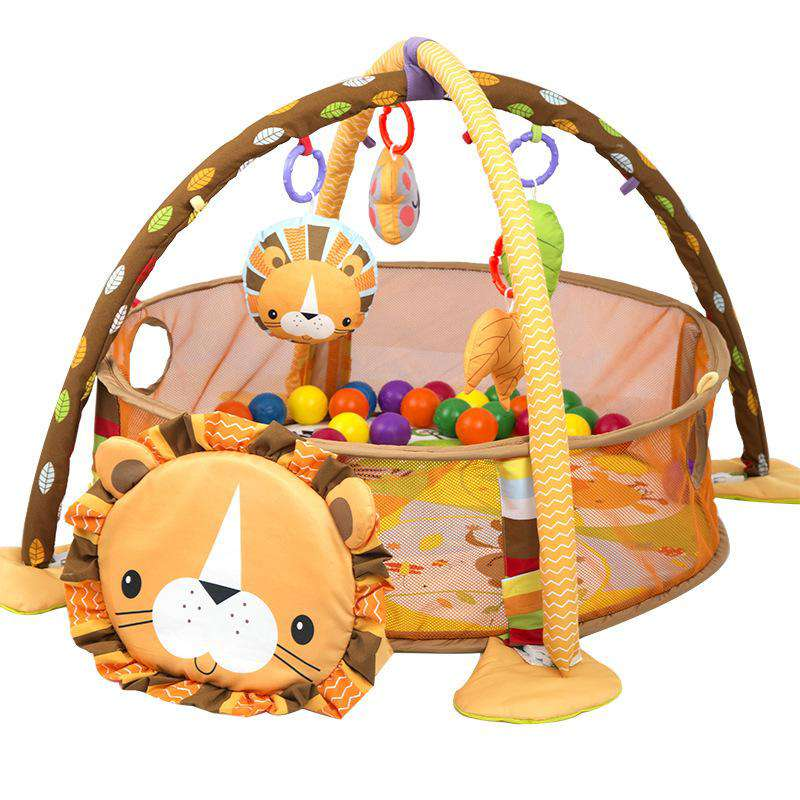 Baby Play Mat with 30+ pcs Ball | Heccei