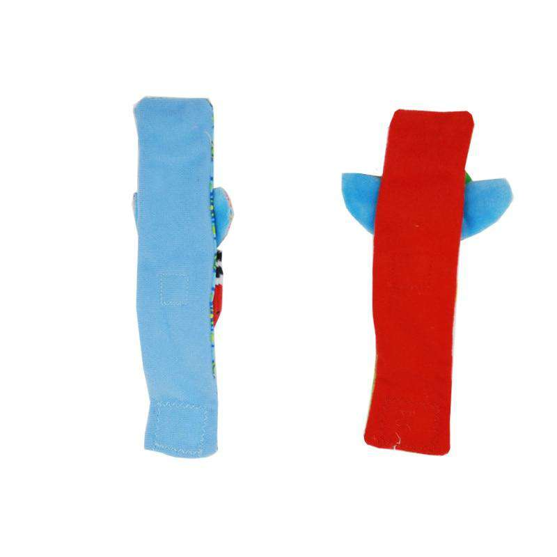 Baby Rattle Toy wrist Socks | Heccei