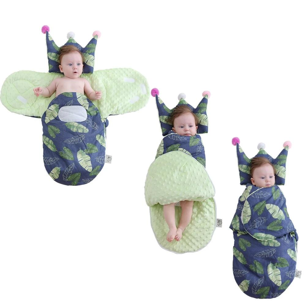 Baby Sleeping Bag Bunting 0-12 M