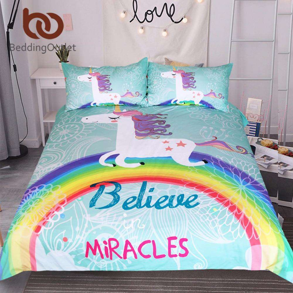 Bedding Unicorn
