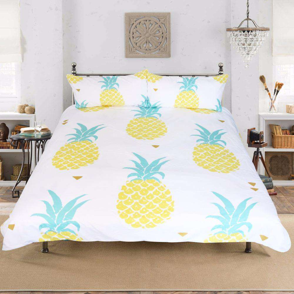 Pineapple Bedding | Heccei