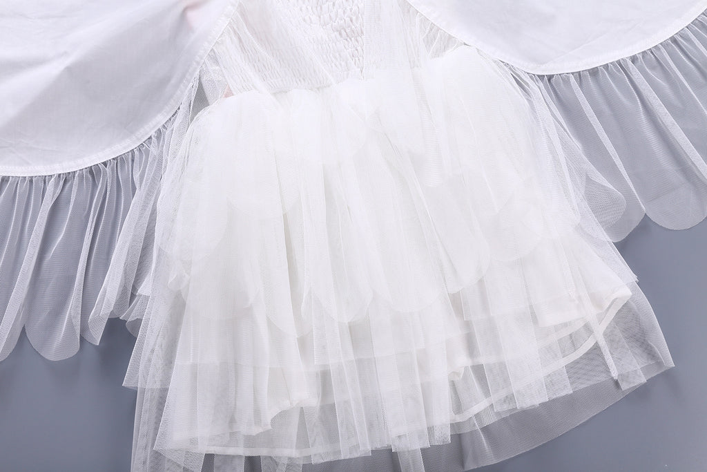 Girl Swan Wings Skirt | Heccei