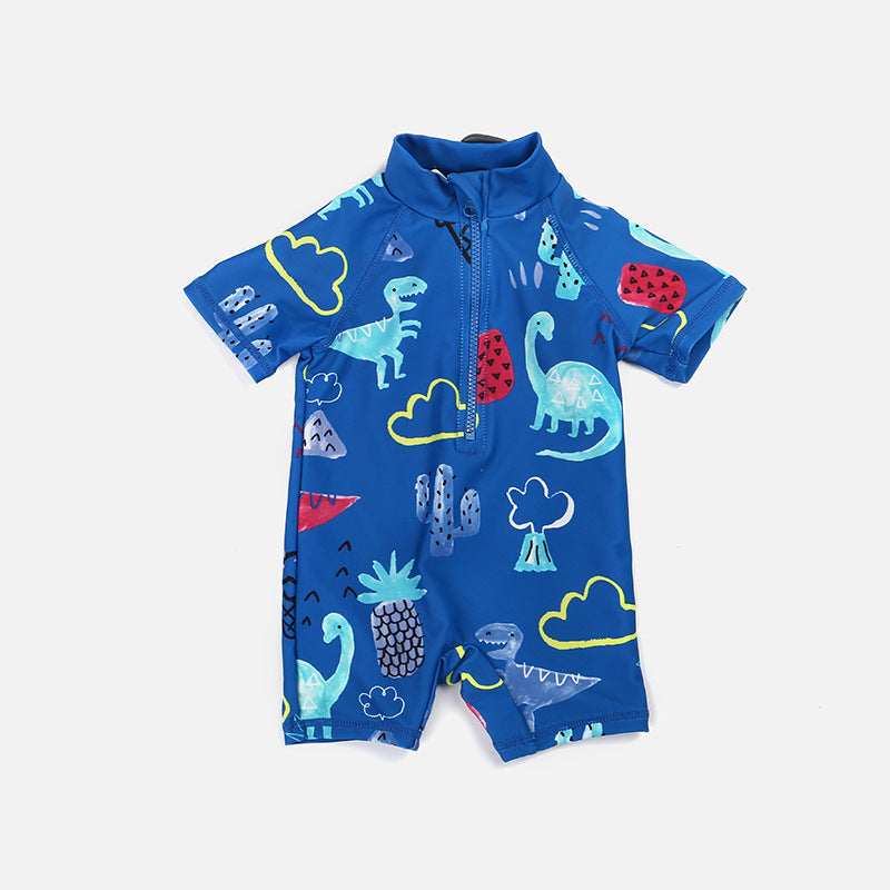 Baby Boy Dinosaur Swimsuit | Heccei