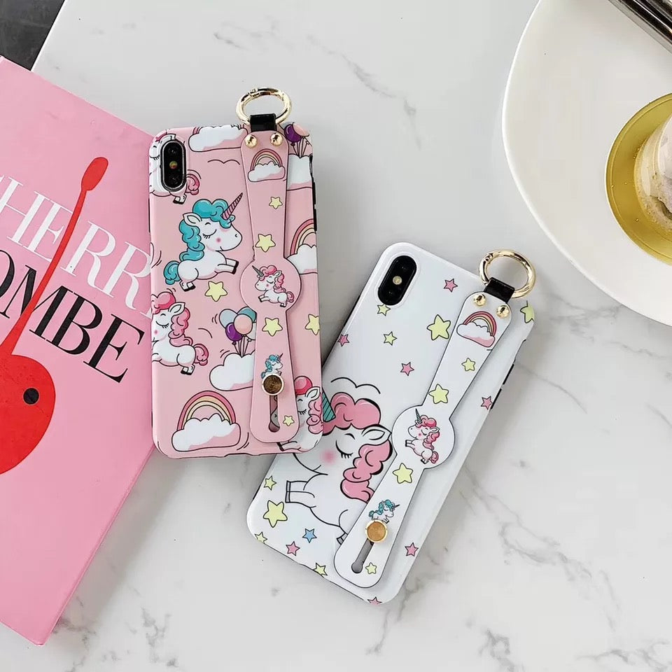 Unicorn drop-proof phone case | Heccei