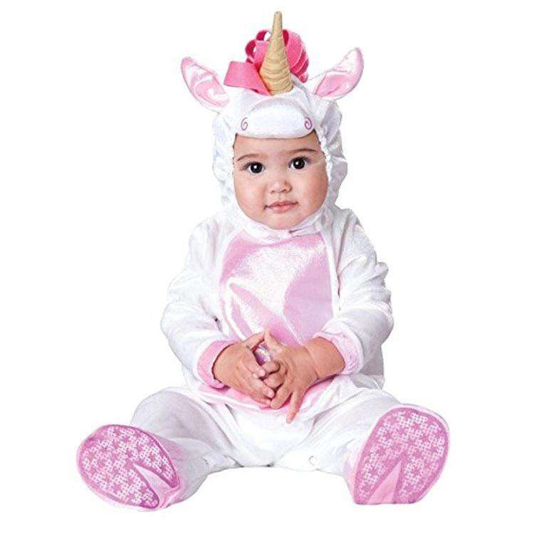 Baby Girls' Magical Unicorn Costume