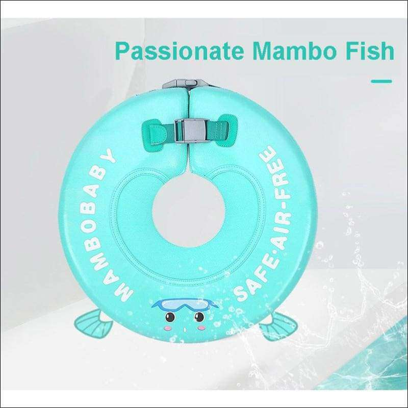 Non-inflatable Mambo Baby Neck Float Pro | Heccei
