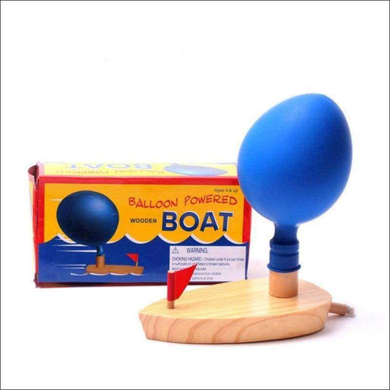 Balloon Power Boat | Heccei