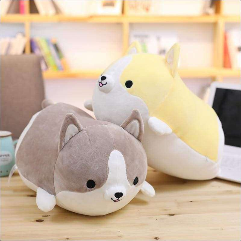 Corgi Pillow Plush Dog | Heccei