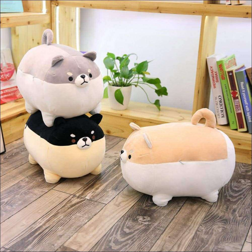 Cute Shiba Inu Pillow Plush Toy | Heccei