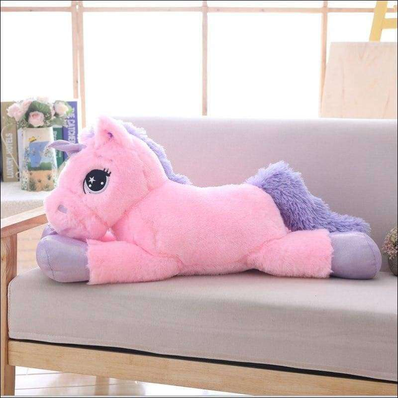 Giant Unicorn Stuffed Animal | Heccei