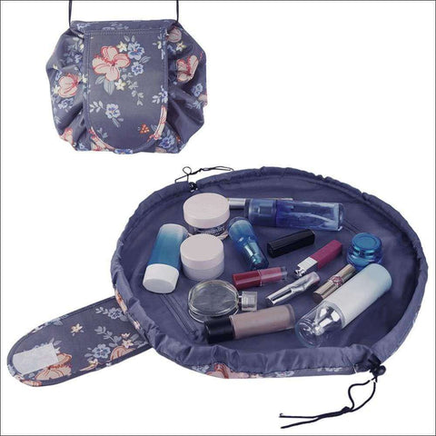 Lazy Cosmetic Makeup Bag On Sale | Heccei