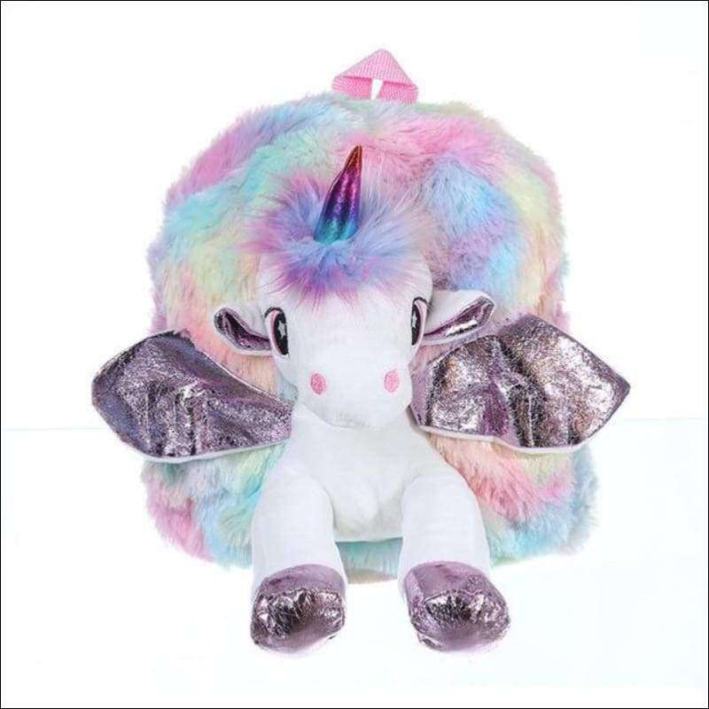 Newest Unicorn Backpack For Women/Girls | Heccei
