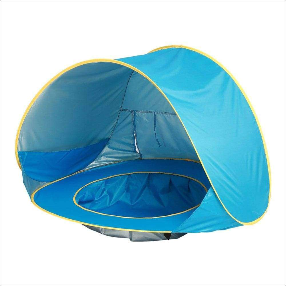 sports shoes d7758 cef91 Portable Baby Beach Tent | Heccei