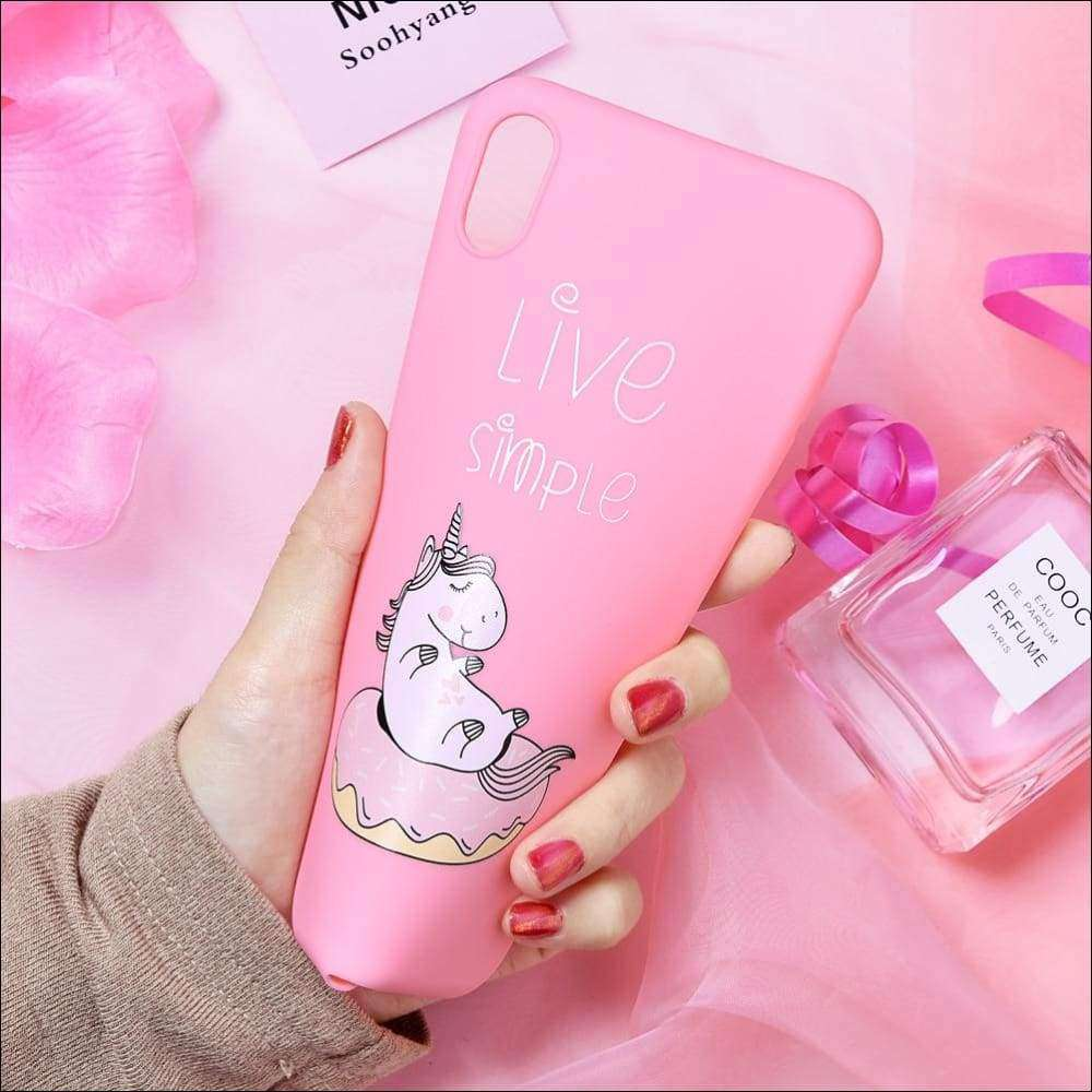 Unicorn iPhone Case | Heccei