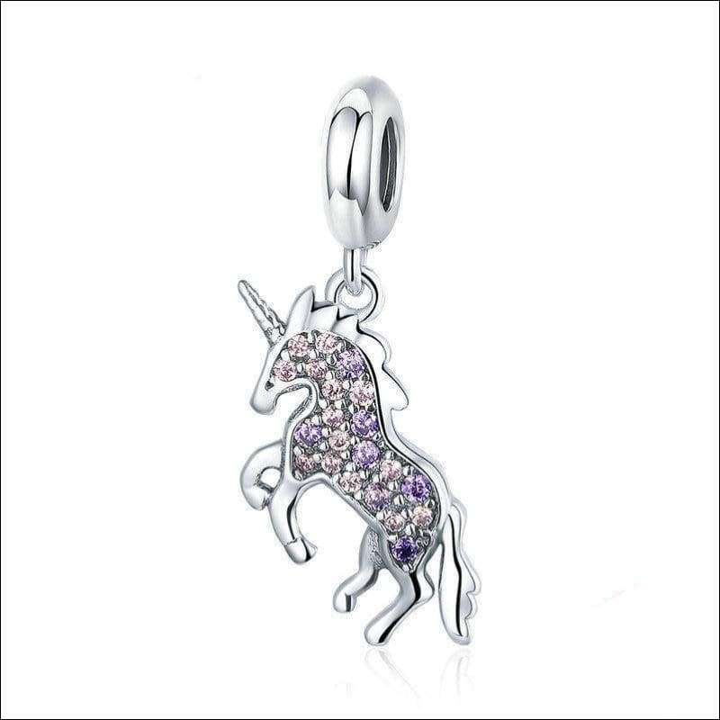 Unicorn Pendant Charms | Heccei