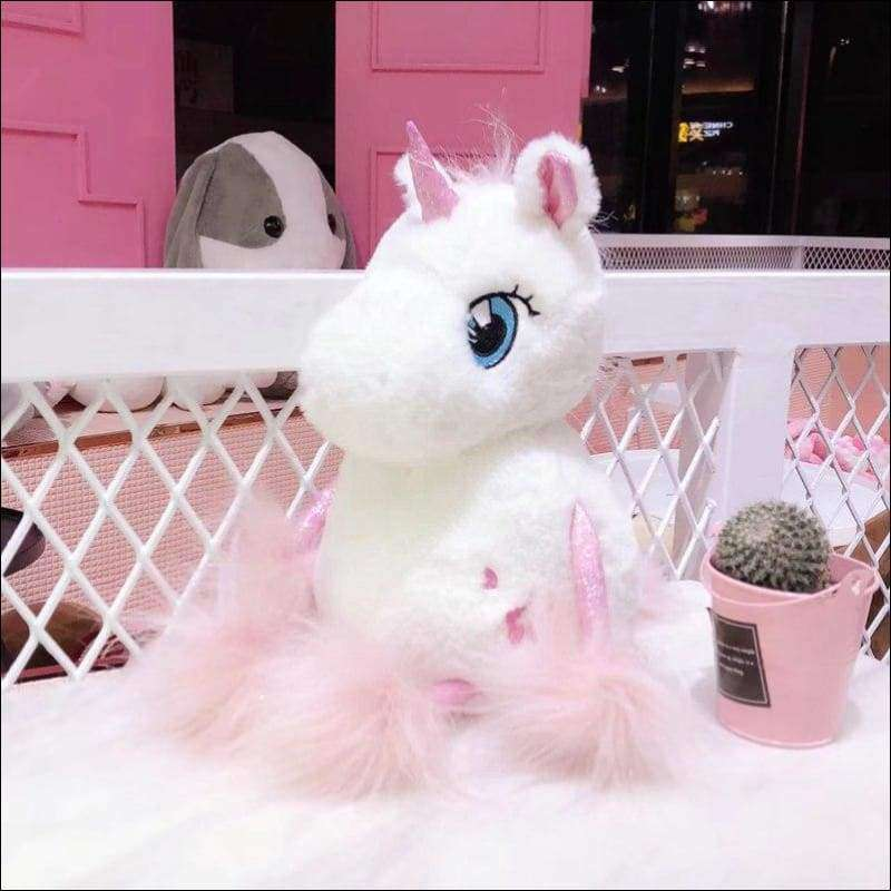 Unicorn Plush Animal | Heccei