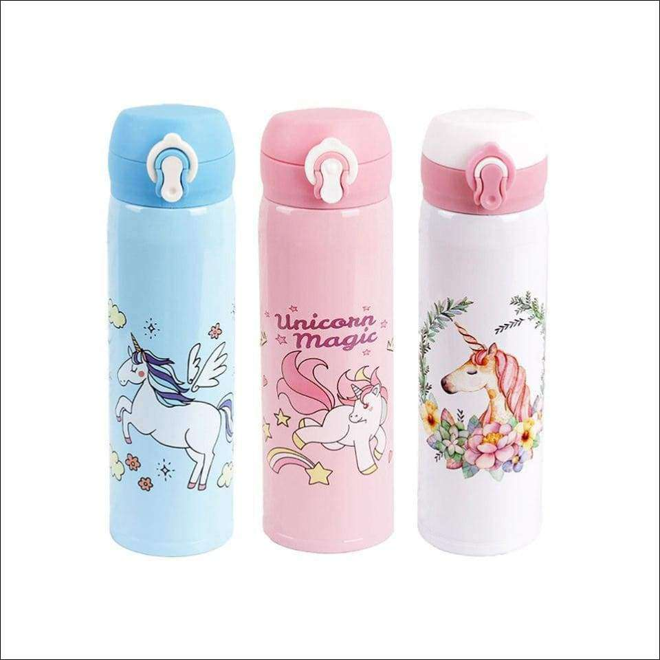 Unicorn Thermos Bottle Stainless Steel | Heccei