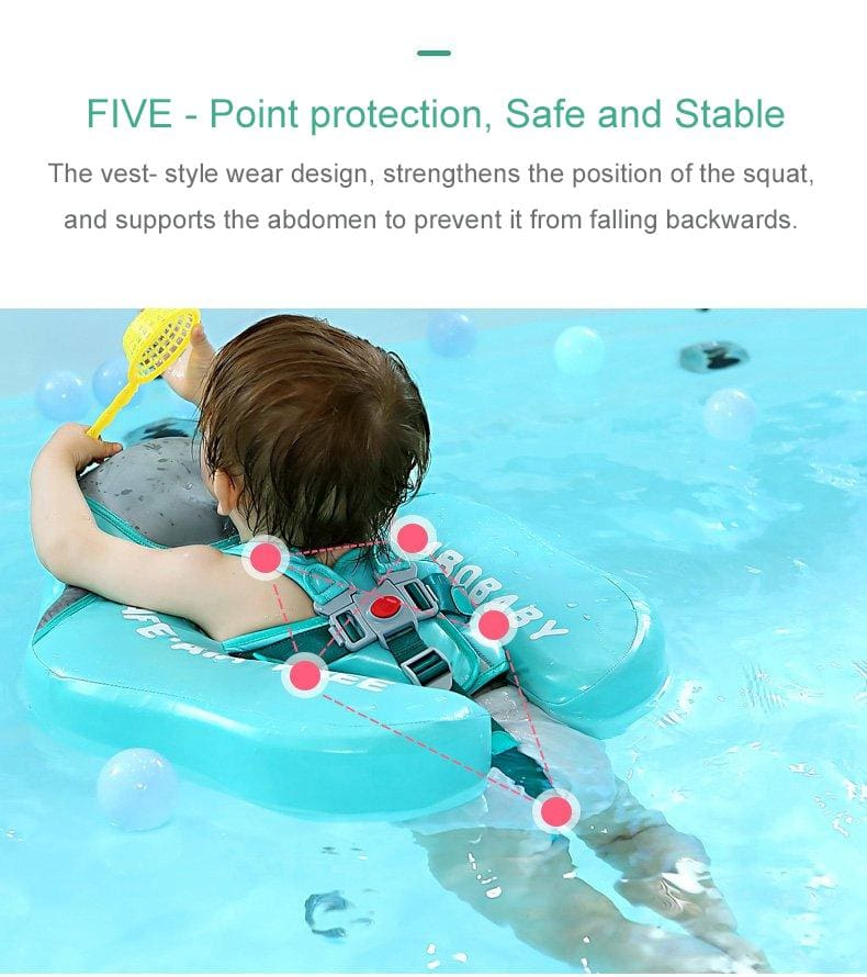 Air-Free Chest Water Float Pro   heccei