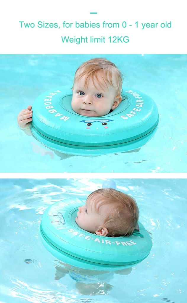 Air-Free Neck ring float | Heccei