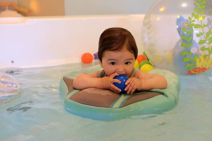 Non-inflatable Mambobaby Swim Ring Float