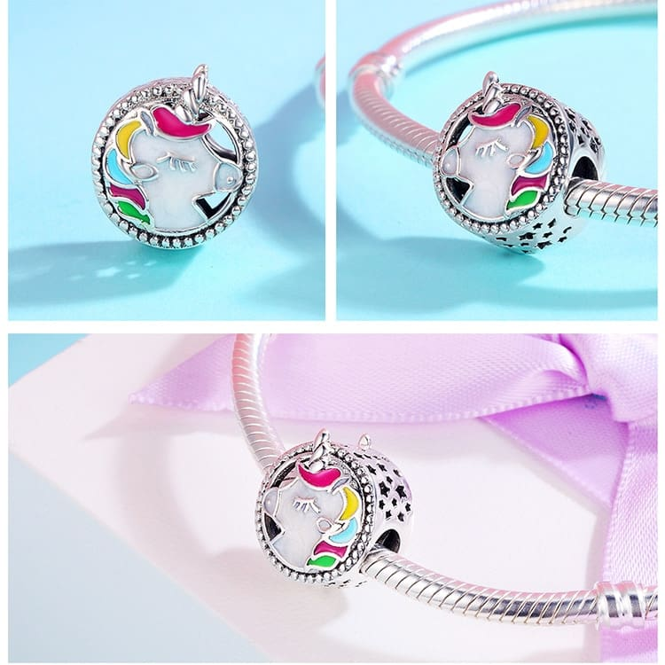 Unicorn Charms Bead