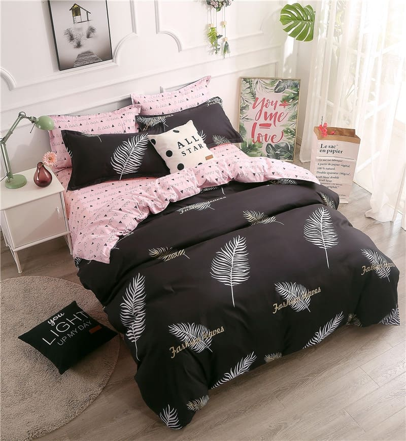 Unicorn and Flamingo Bedding Sets