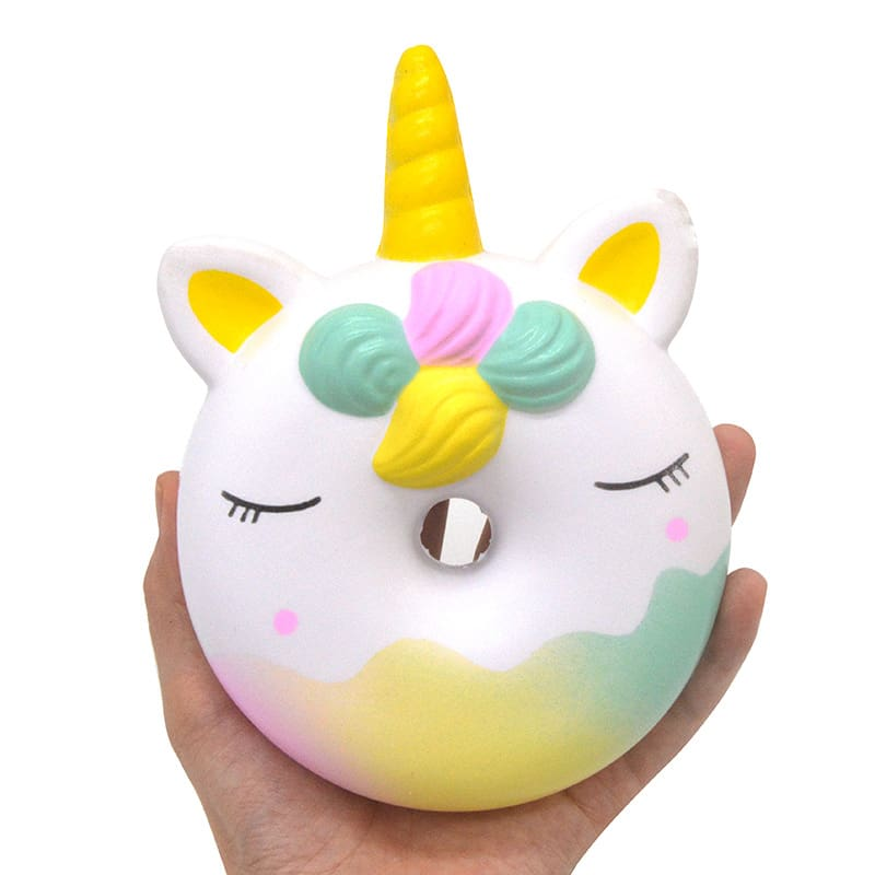 Jumbo Unicorn Squishies