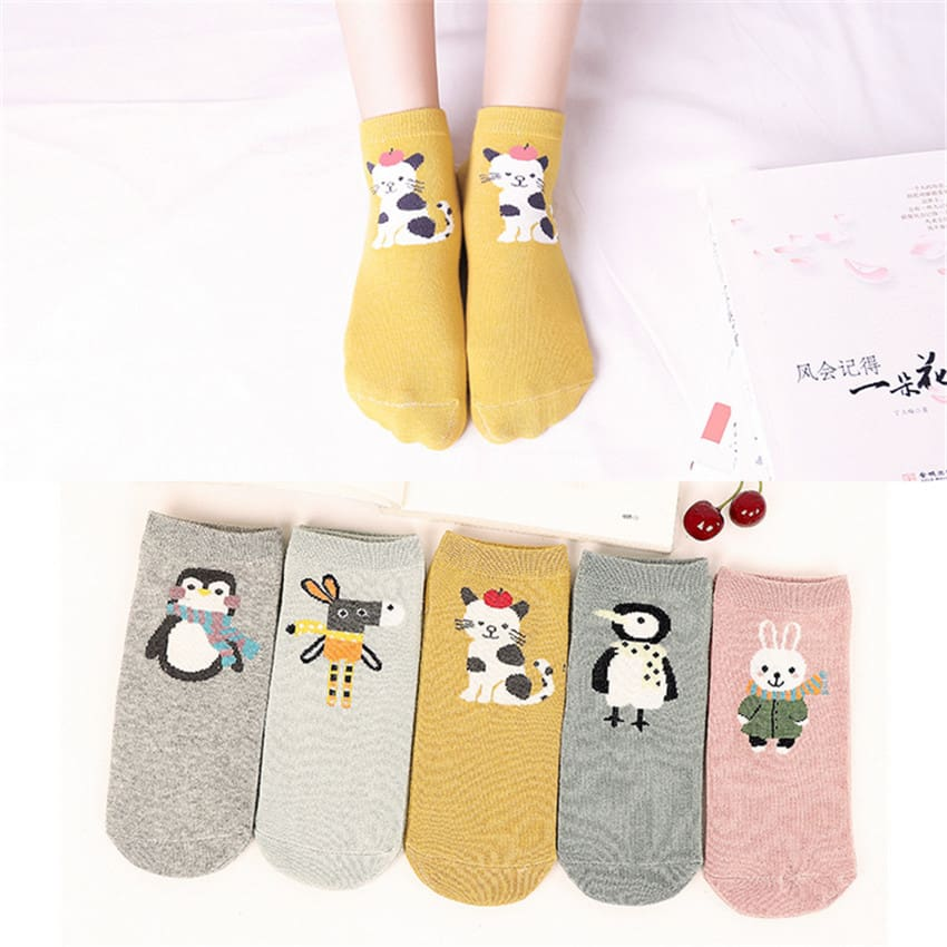 Cartoon Unicorn Socks for kids