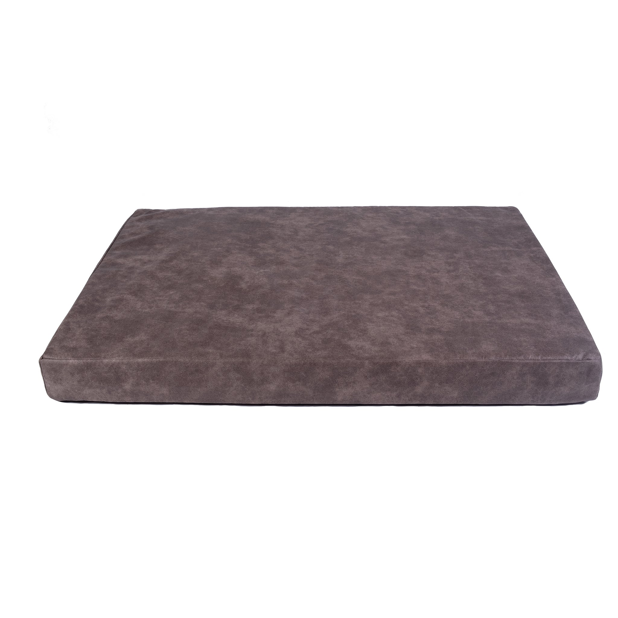 Orthopedisch Hondenmatras - Buffalo Leather Taupe