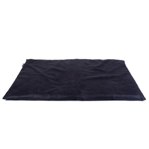 Losse hoes - Benchmat Lederlook Buffalo Zwart