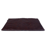 Benchmat - Lederlook Buffalo Chocolade