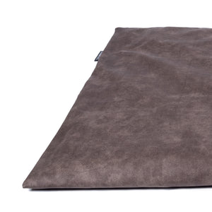 Losse hoes - Benchmat Lederlook Buffalo Taupe