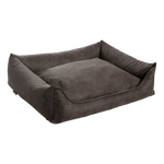 Orthopedische Sofa - Lederlook - Olijf