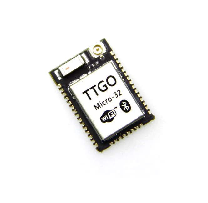 Electronic Components - Wemos TTGO ESP32 PICO-D4 for sale in