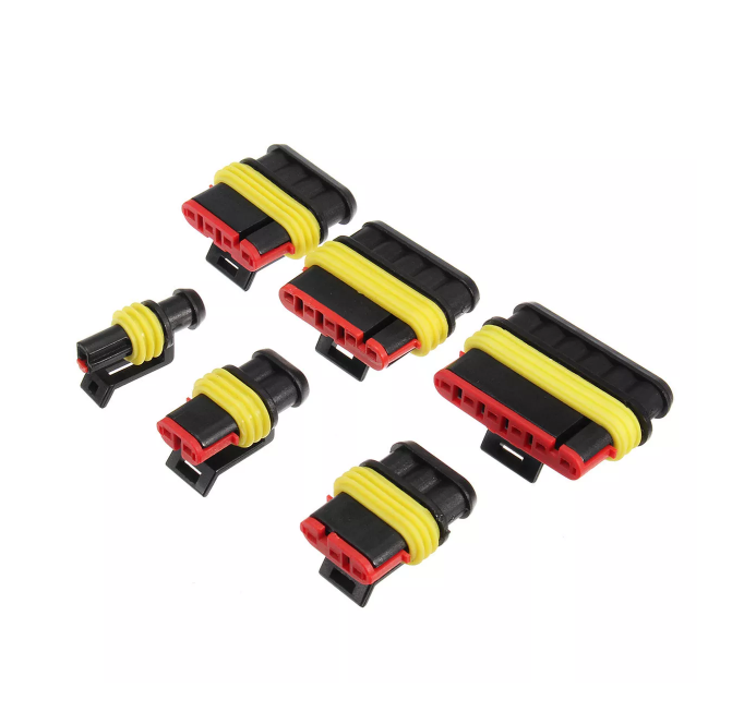 Waterproof Electrical Connector Kit on
