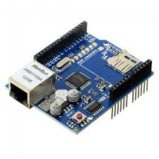 Ethernet Network Expansion Board with Micro SD Card (W5100)