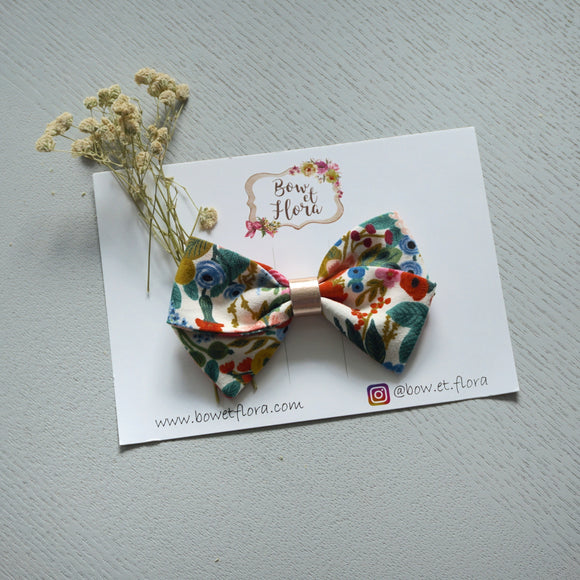 Spring Floral Bow Style 1