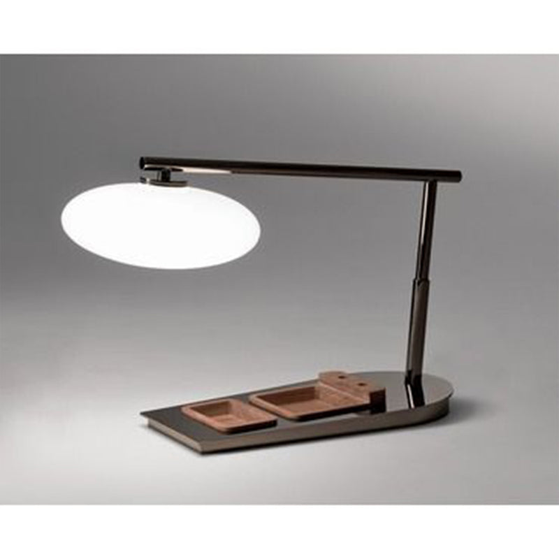MAMI SMALL Table Lamp With Wooden Compartment