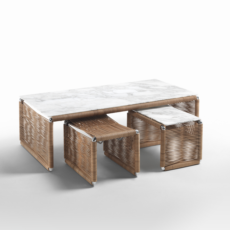 Tindari Coffee and Side Table