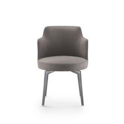 Hera Alto Dining Chair with Armrest